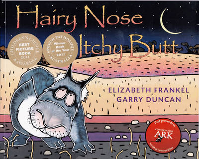 Hairy Nose, Itchy Butt by Elizabeth Frankel