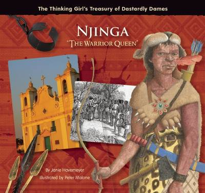 Njinga, the Warrior Queen by Janie Havemeyer