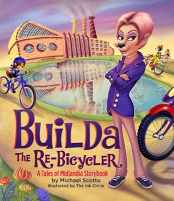 Builda the Re-Bicycler by Michael Scotto