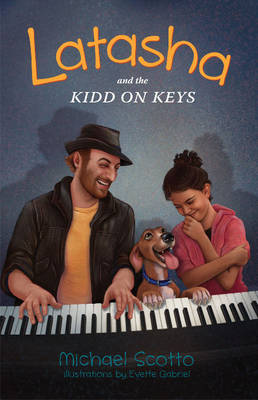 Latasha & the Kidd on Keys by Michael Scotto