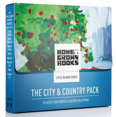 The City & Country Pack by Kyla Ryman, Sara Woster
