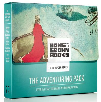 The Adventuring Pack by Case Jernigan, Kyla Ryman