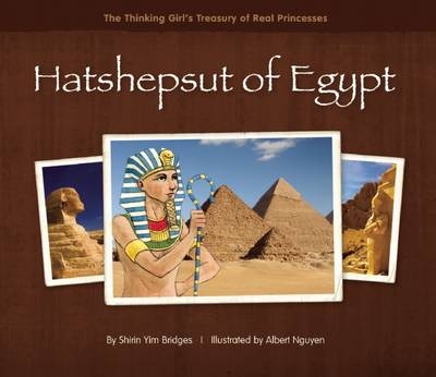 Hatshepsut of Egypt by Shirin Yim Bridges