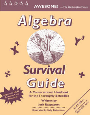 Algebra Survival Guide A Conversational Guide for the Thoroughly Befuddled by Josh Rappaport