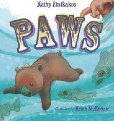 Paws A Story About Belonging by Kelly Finikakos