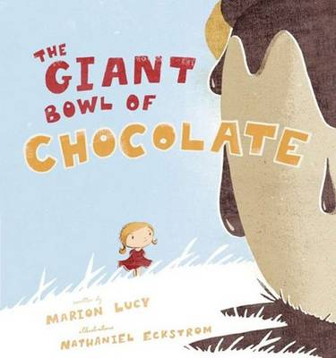 Giant Bowl of Chocolate by Marion Steinmetz