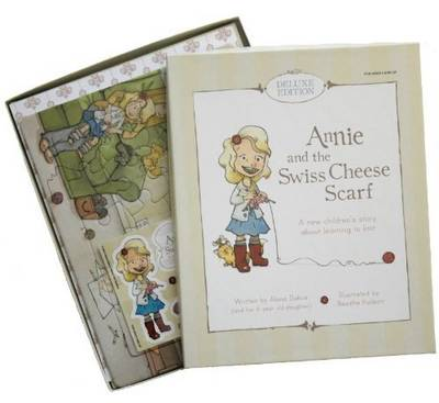 Annie and the Swiss Cheese Scarf Deluxe Gift Set by Alana Dakos, Neesha Hudson