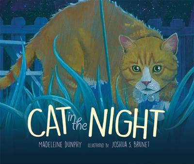 Cat in the Night by Madeleine Dunphy