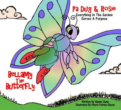 Bellamy the Butterfly by Niamh Clune
