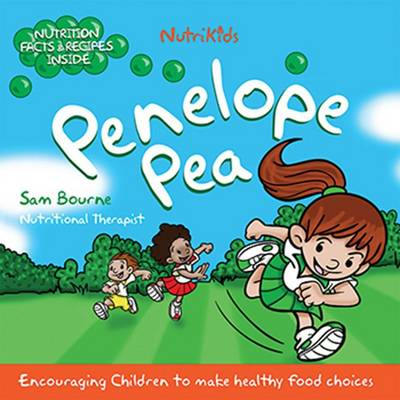 Penelope Pea by Sam Bourne, Sam Bourne, Sam Bourne