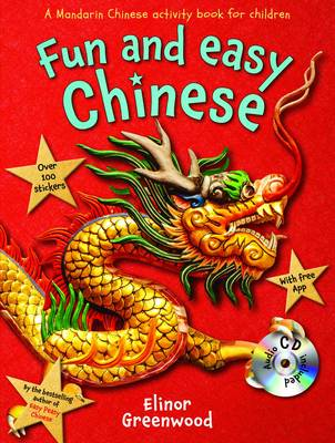 Fun and Easy Chinese by Elinor Greenwood
