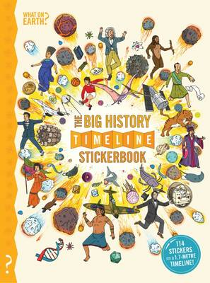 The Big History Timeline by Christopher Lloyd