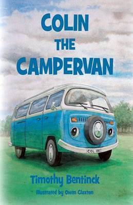 Colin the Campervan by Tim Bentinck