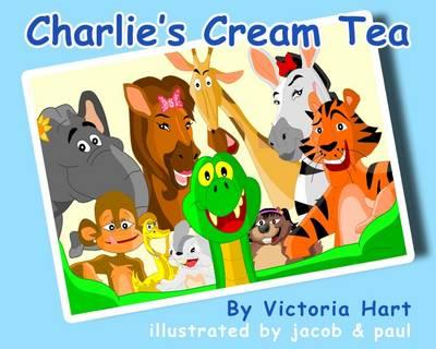 Charlie's Cream Tea by Victoria Hart