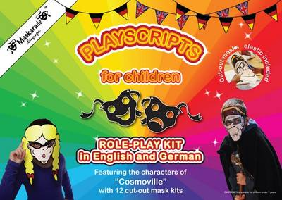 Playscript for Children - Bilingual German & English Role Play in German by Emmanuelle Fournier-Kelly