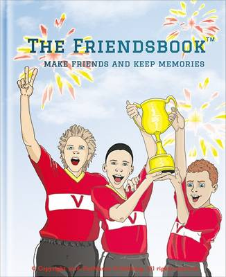 The Friendsbook Football by FoxMaster Publishing