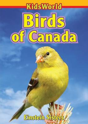 Birds of Canada by Einstein Sisters