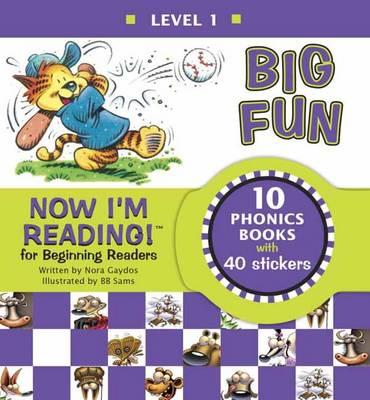 Now I'm Reading! Level 1 Big Fun by Nora Gaydos, B.B. Sams