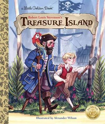 Treasure Island by Dennis Shealy