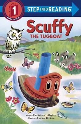 Scuffy The Tugboat by Kristen L. Depken