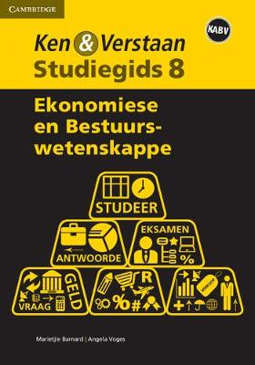 Study and Master Economic and Management Sciences Grade 8 Study Guide Afrkaans Edition by Marietjie Barbard, Angela Voges