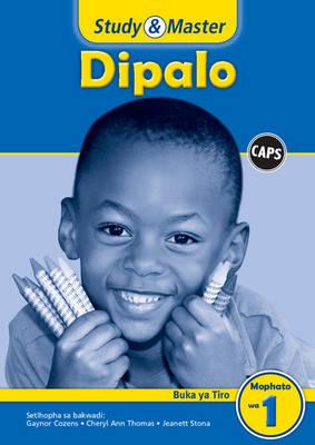 Study and Master Mathematics Grade 1 Caps Workbook Setswana Translation by Gaynor Cozens, Cheryl Ann Thomas