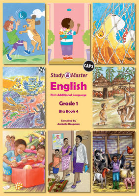 Study & master English: Gr 1: Big book 4 First additional language by