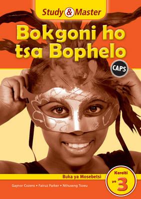 Study and Master Life Skills Grade 3 Caps Workbook Sesotho Translation by Gaynor Cozens, Fairuz Parker