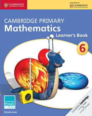 Cambridge Primary Mathematics Stage 6 Learner's Book by Emma Low, Mary Wood