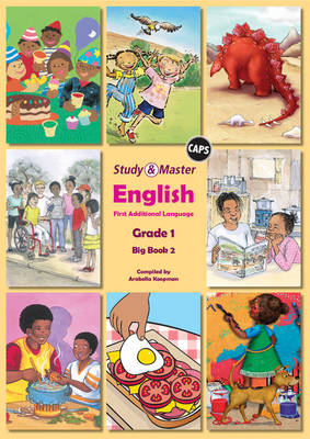 Study & master English: Gr 1: Big book 2 First additional language by