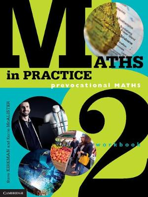 Maths in Practice Workbook 2 by Steve Kirkman, Kerrie McAlister