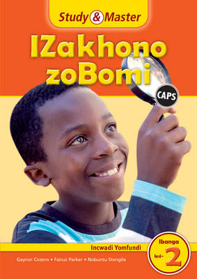 Study and Master Life Skills Grade 2 Caps Learner's Book Isixhosa Translation by Gaynor Cozens, Fairuz Parker