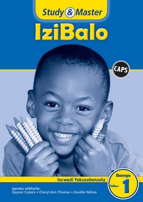 Study and Master Mathematics Grade 1 Caps Workbook Isizulu Translation by Gaynor Cozens, Cheryl Ann Thomas