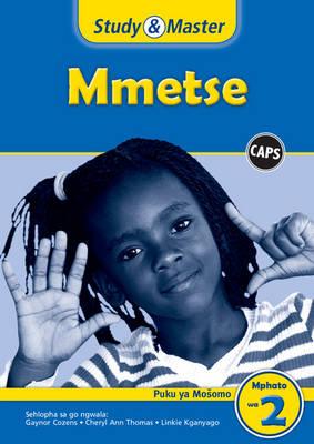 Study & master mmetse: Gr 2: Workbook by