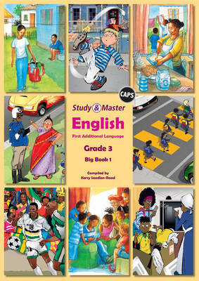 Study and Master English Literacy Grade 3 Big Book 1 Caps First Additional Language by Kerry Saadien-Raad
