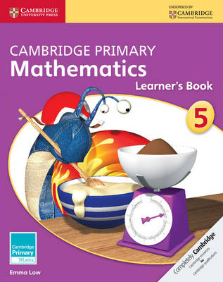 Cambridge Primary Mathematics Stage 5 Learner's Book by Emma Low, Mary Wood