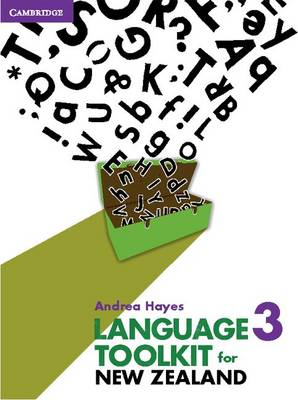 Language Toolkit for New Zealand 3 by Andrea Hayes