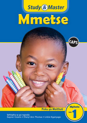 Study and Master Mathematics Grade 1 Caps Learner's Book Sepedi Translation by Gaynor Cozens, Cheryl Ann Thomas