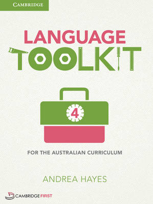 Language Toolkit 4 for the Australian Curriculum by Andrea Hayes