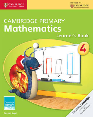 Cambridge Primary Mathematics Stage 4 Learner's Book by Emma Low, Mary Wood