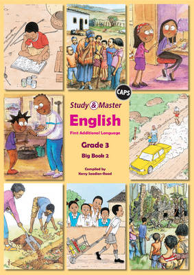 Study and Master English Literacy Grade 3 Big Book 2 Caps First Additional Language by Kerry Saadien-Raad