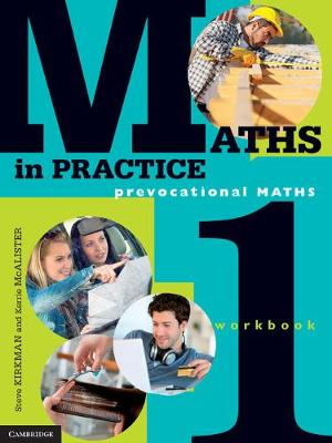 Maths in Practice Workbook 1 by Steve Kirkman, Kerrie McAlister