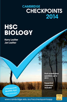 Cambridge Checkpoints HSC Biology 2014-16 by Harry Leather, Jan Leather