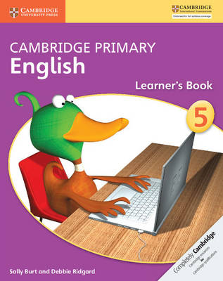 Cambridge Primary English Stage 5 Learner's Book by Sally Burt, Debbie Ridgard