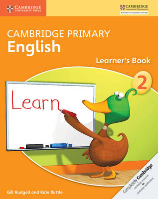 Cambridge Primary English Stage 2 Learner's Book by Gill Budgell, Kate Ruttle