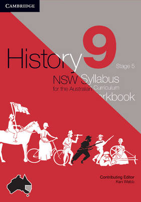 History NSW Syllabus for the Australian Curriculum Year 7 Stage 4 Bundle 2 Textbook and Workbook by Angela Woollacott, Michael Adcock, Helen Butler