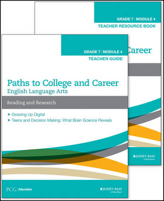 English Language Arts Teacher Set Reading and Research by Public Consulting Group