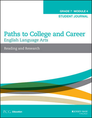 English Language Arts Workbook Reading and Research by Public Consulting Group