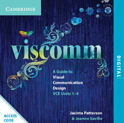 Viscomm PDF Textbook A Guide to Visual Communication Design by Jacinta Patterson, Joanne Saville