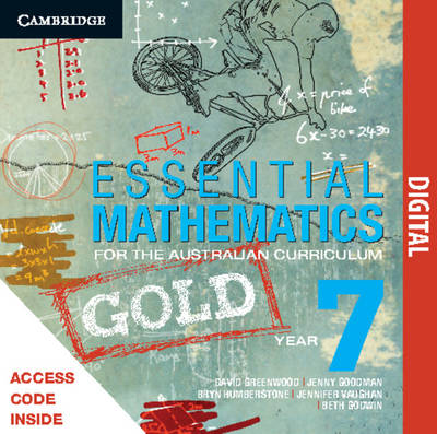 Essential Mathematics Gold for the Australian Curriculum Year 7 PDF Textbook by David Greenwood, Bryn Humberstone, Justin Robinson, Jenny Goodman